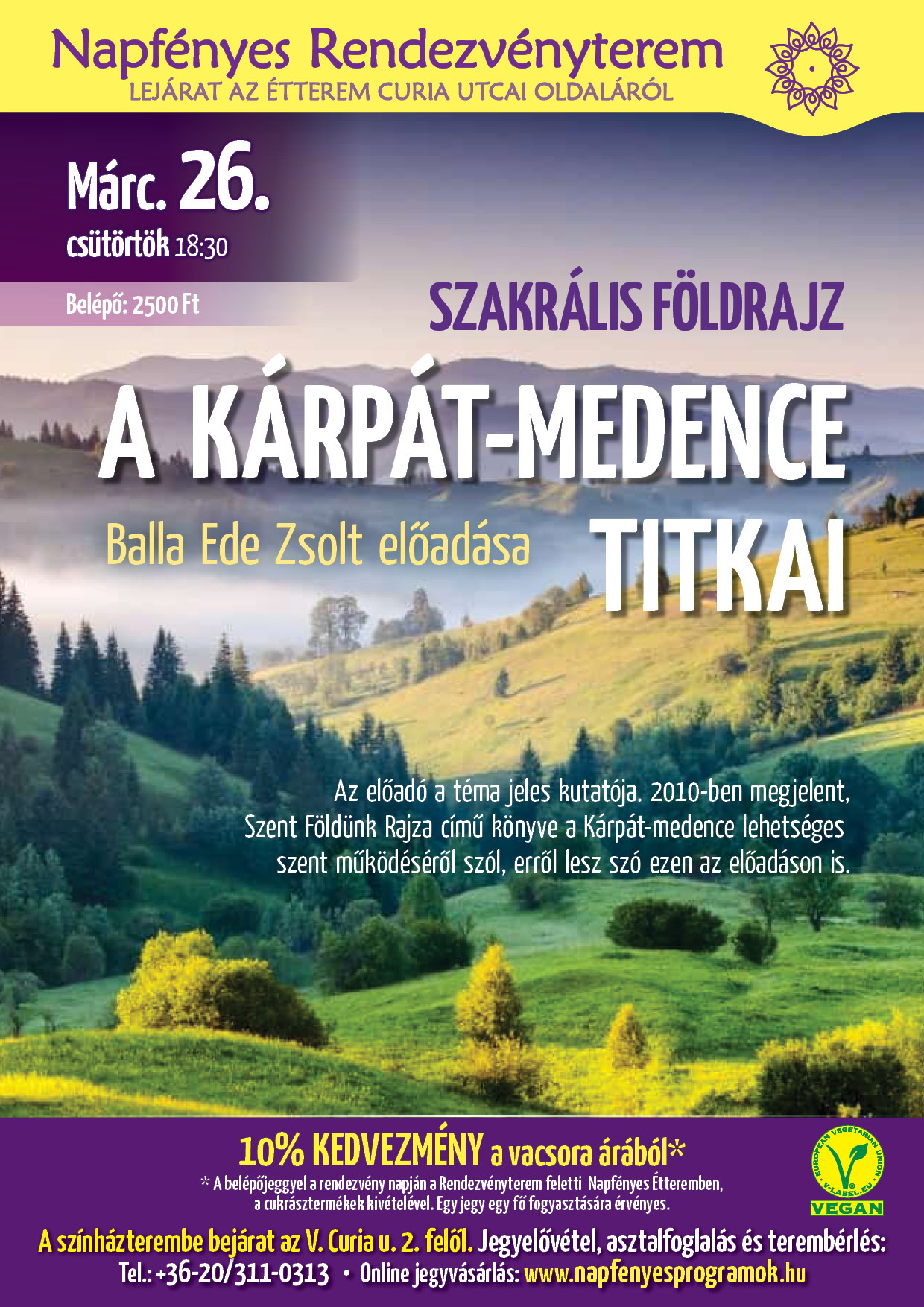 Karpat-Medence titkai A4