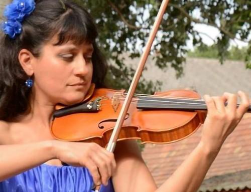 A Romantika húrjain, hegedűn és zongorán