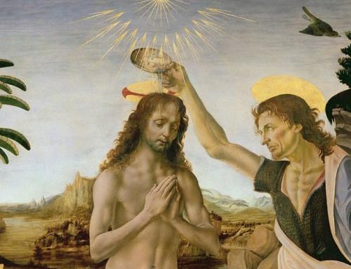Szakrális művészettörténet – A Vízkereszt